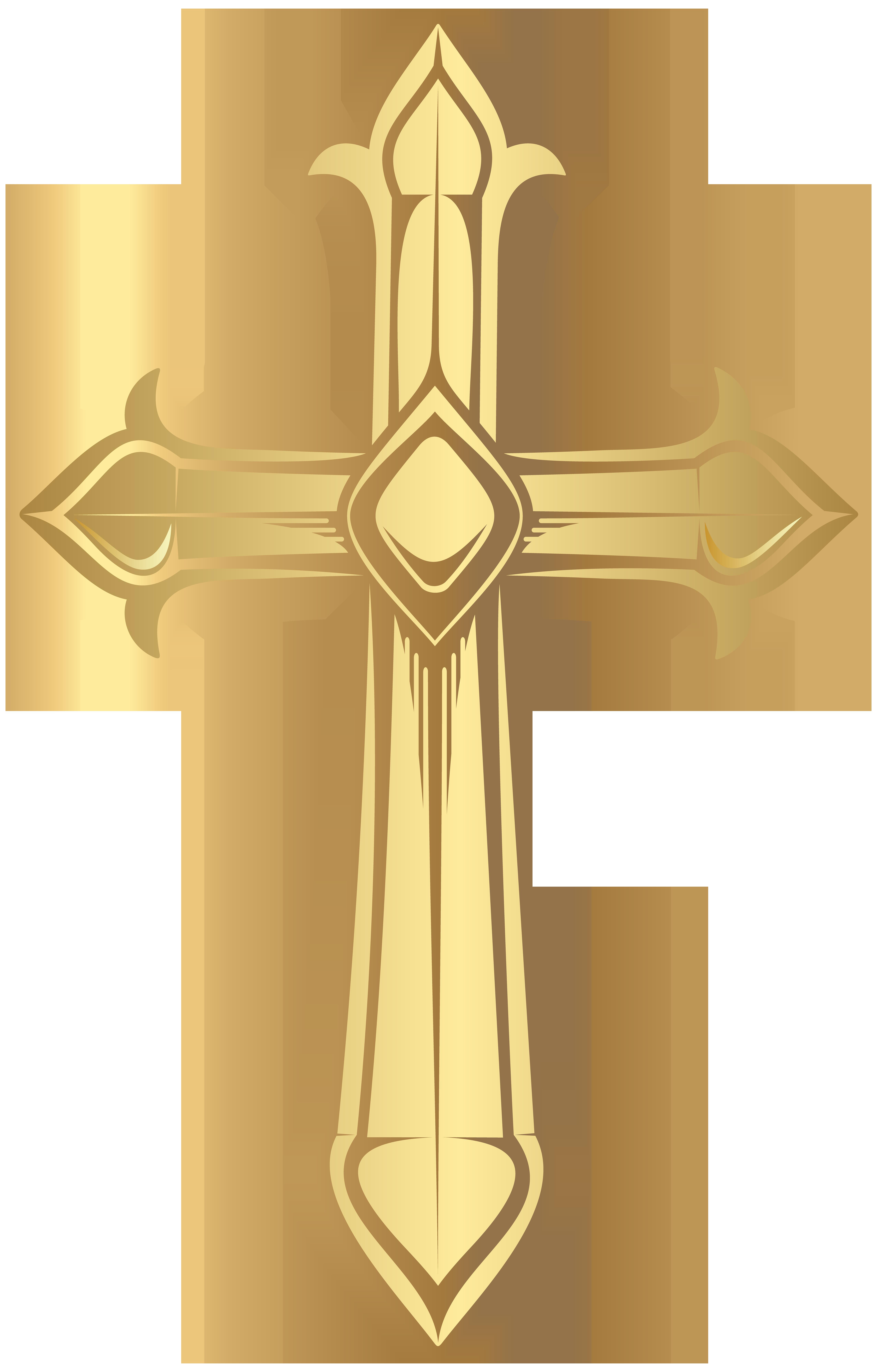 Transparent png clip art. Cross clipart crucifix