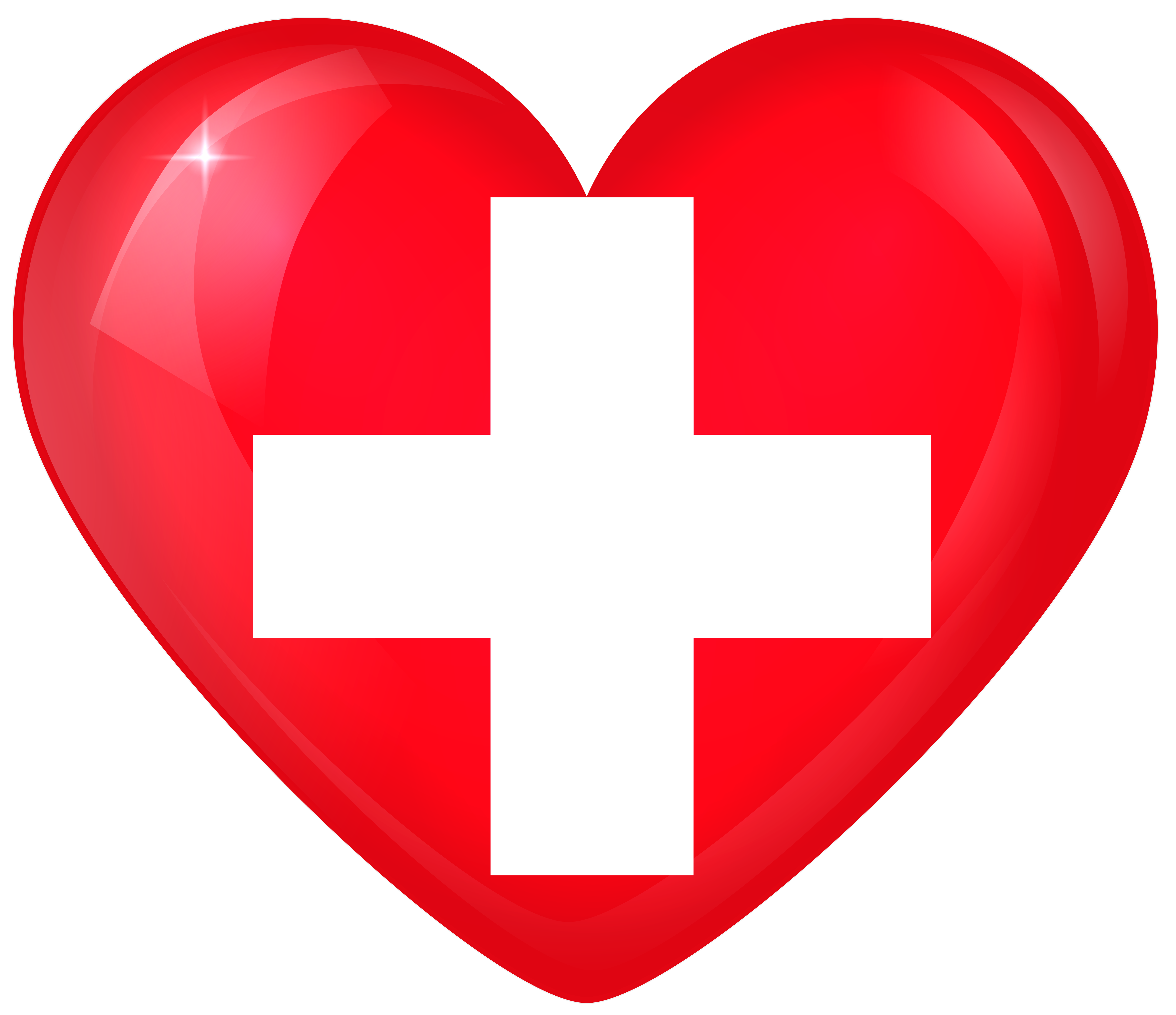 Poppy clipart large. Switzerland heart flag gallery