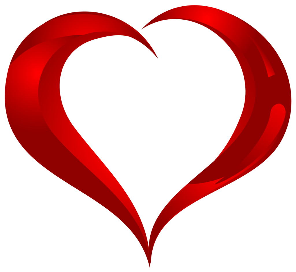 Heartbeat clipart cute. Of a heart typegoodies