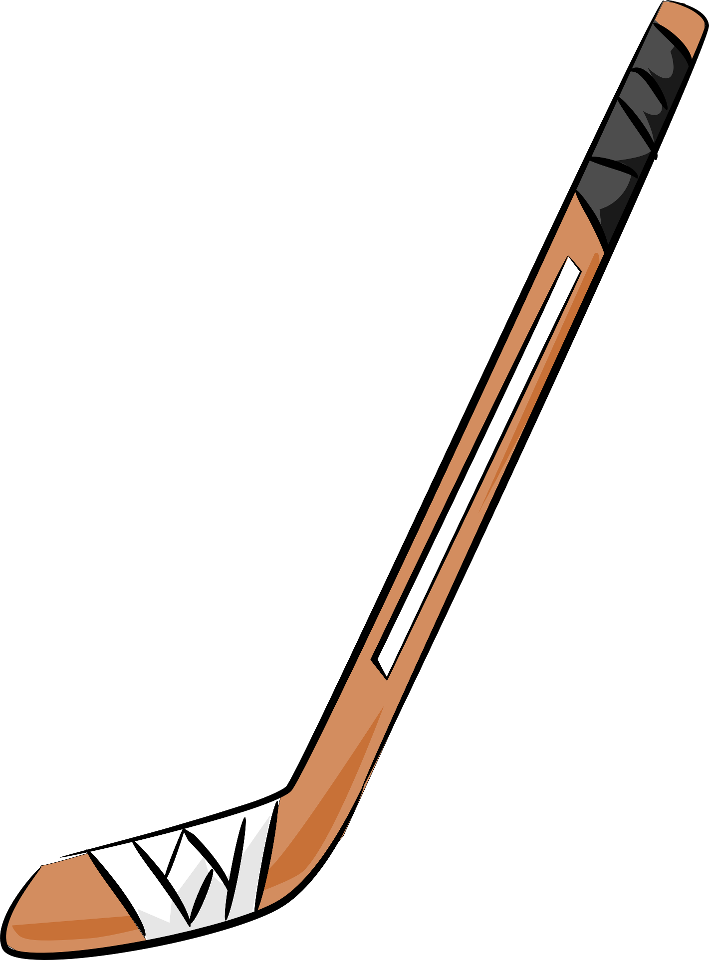 Holiday clipart stick.  collection of hockey