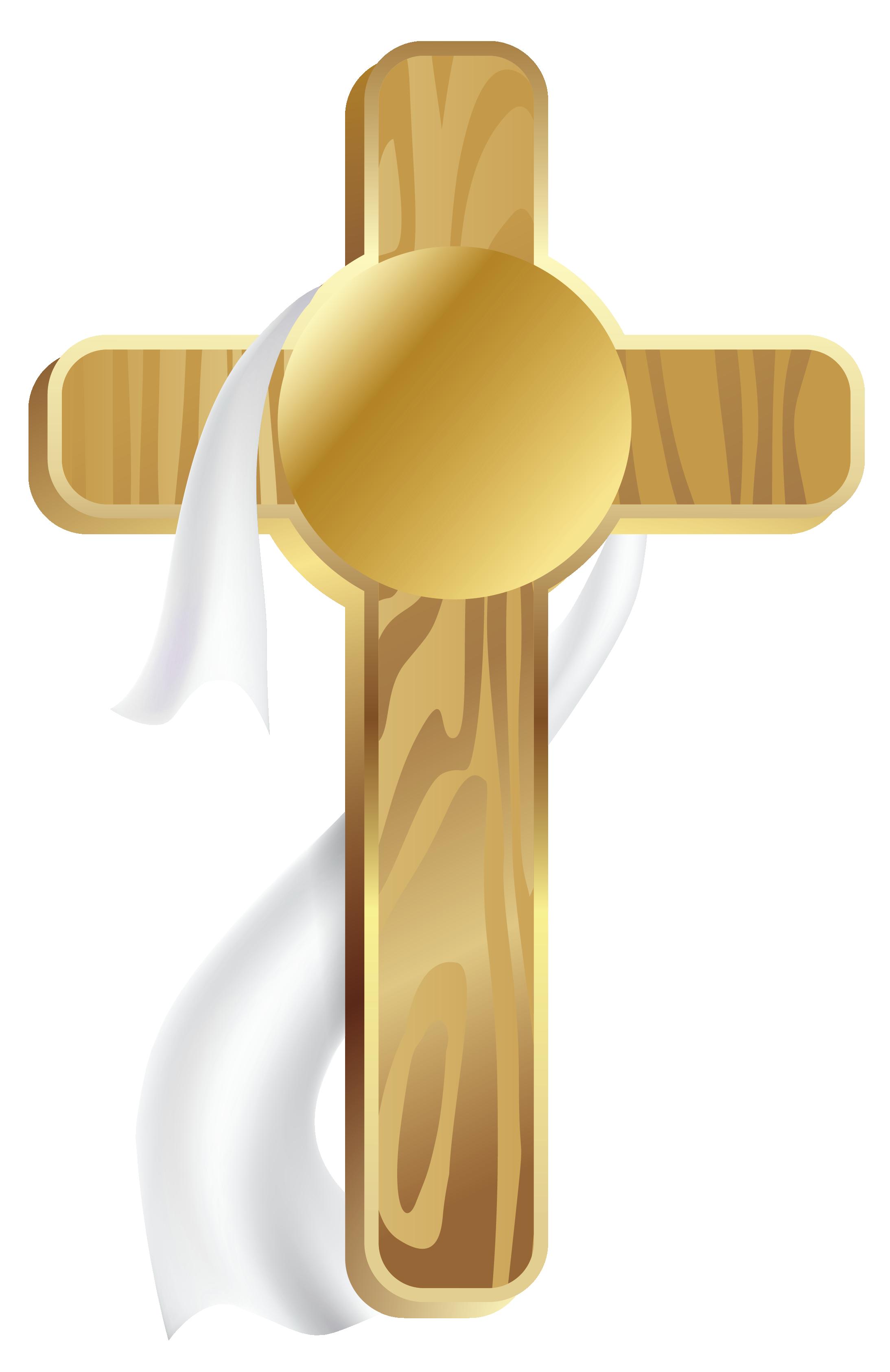 clipart easter cross