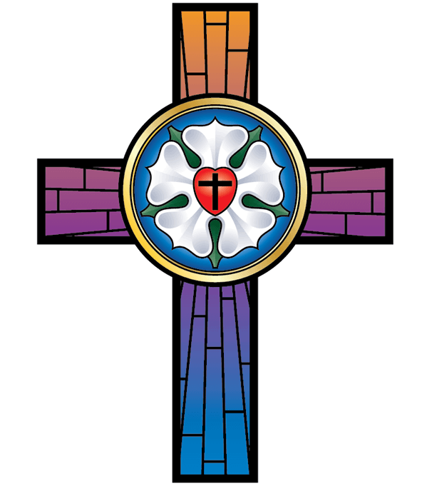 Schedule grace lutheran . Clipart cross holy week