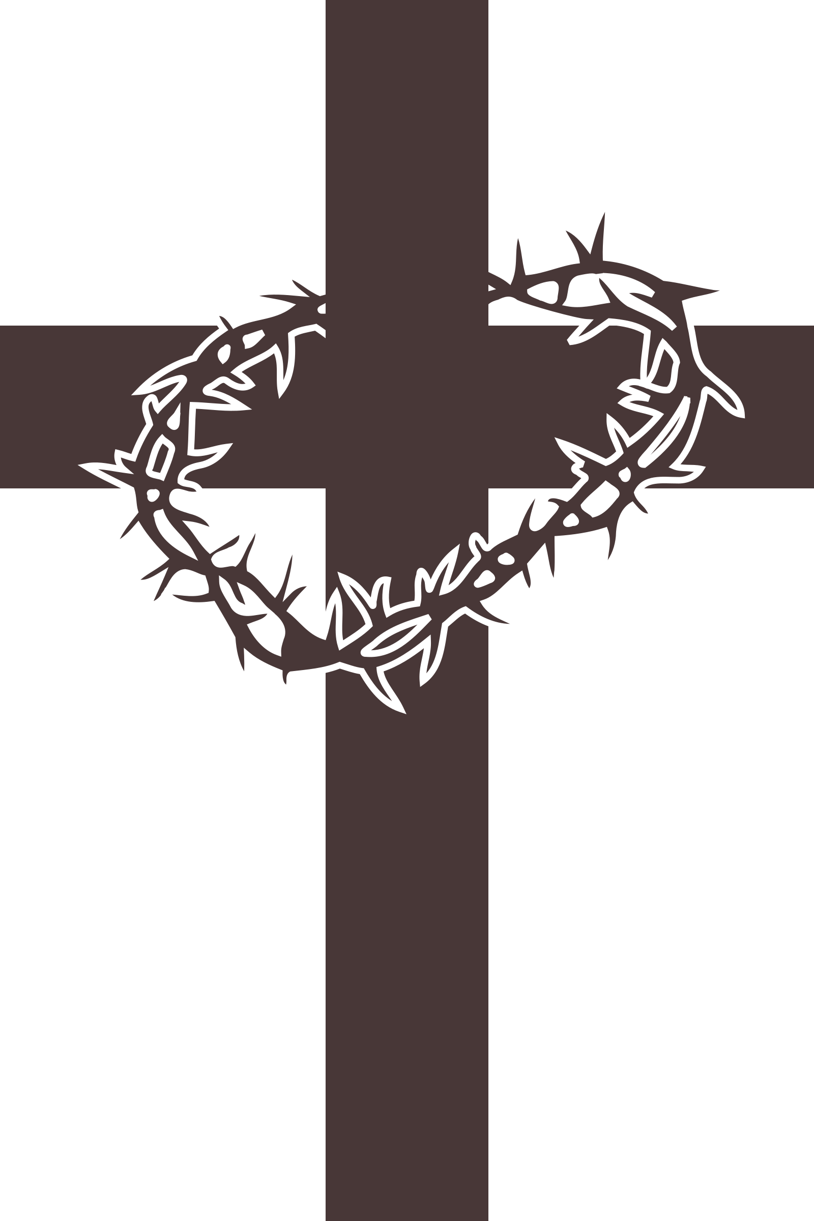 Services peace lutheran church. Clipart cross holy week
