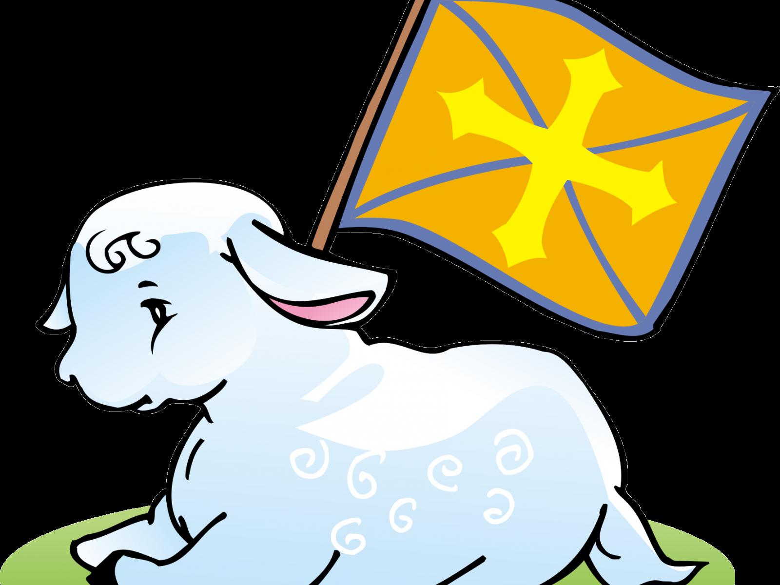 Lamb clipart cross. Baby x carwad net