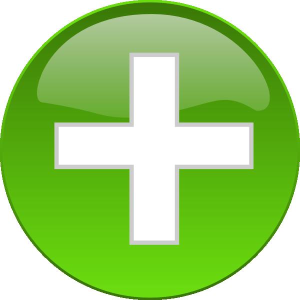 Clipart cross logo. Medical button clip art