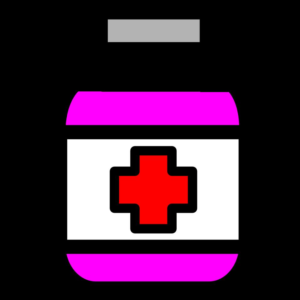 Medication clipart painting. Public domain clip art