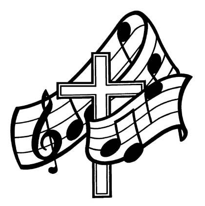 Pin on ink me. Musical clipart religious music
