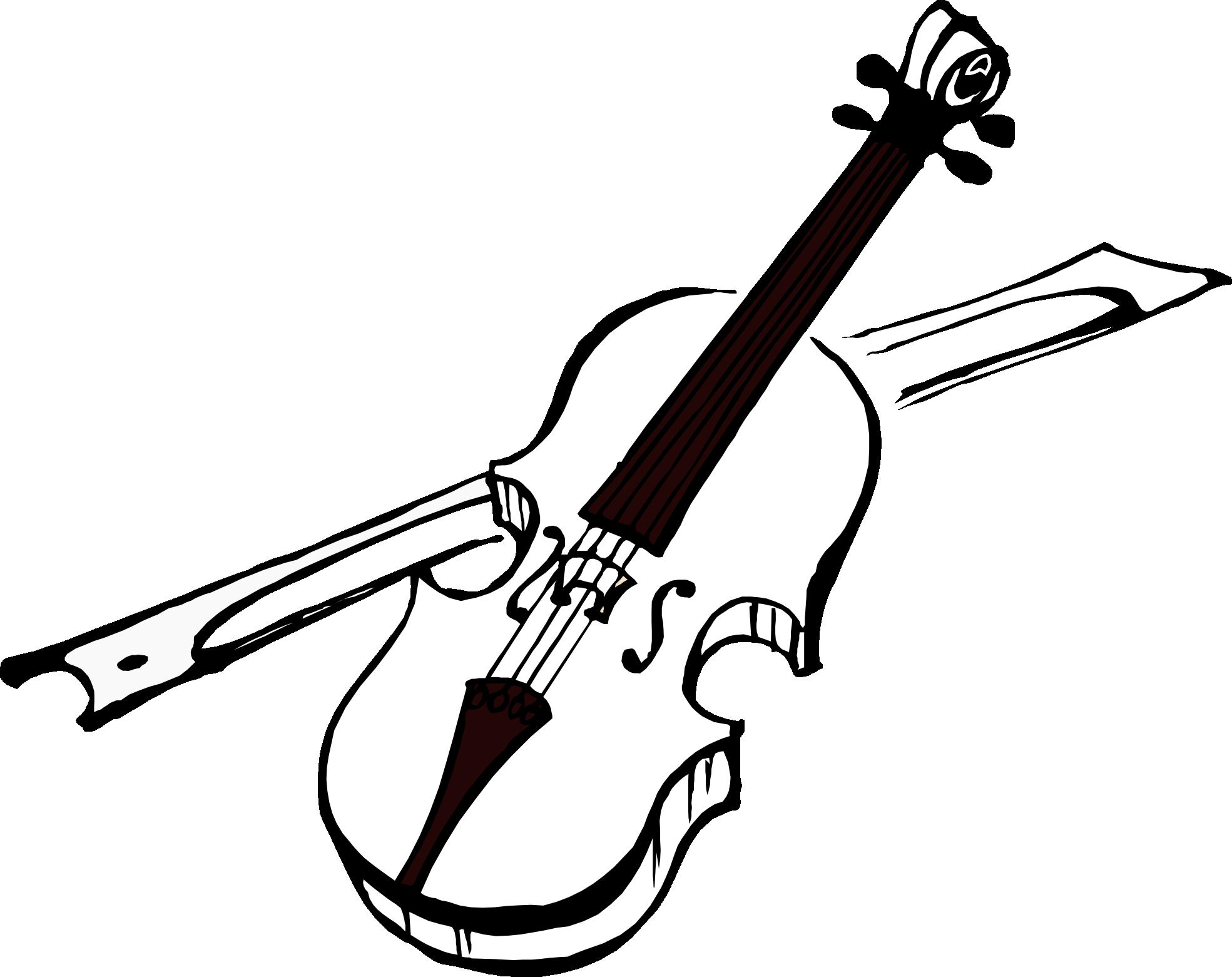 Artfavor black coloring book. Clipart guitar violin