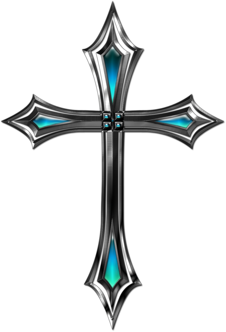 Crucifix clipart designer. Size x px in