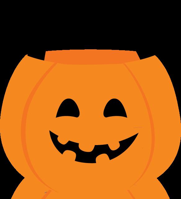 Basket clip art. Clipart halloween pumpkin patch