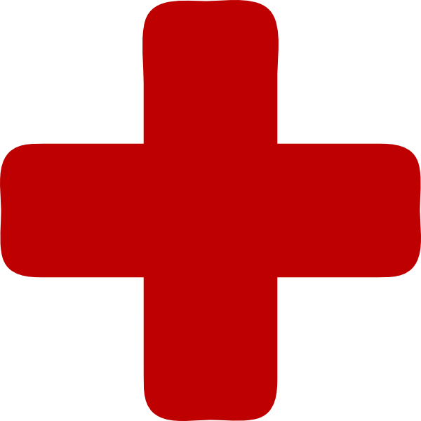 Red cross clip art. Medical clipart medical information
