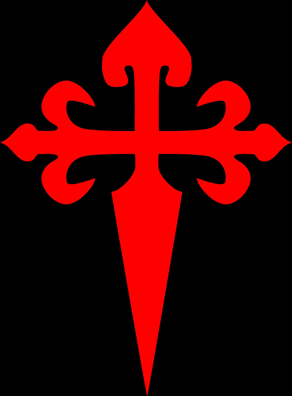 Dictionary clipart dictionary spanish. Cross of saint james