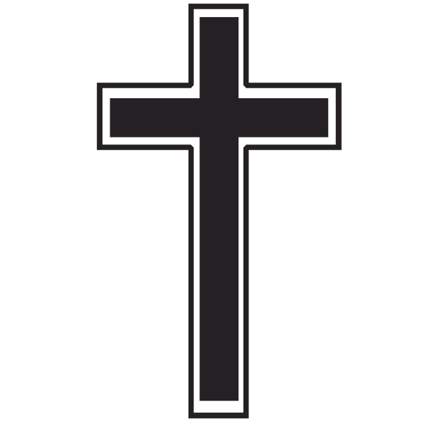 Crucifix clipart christianity.  collection of catholic