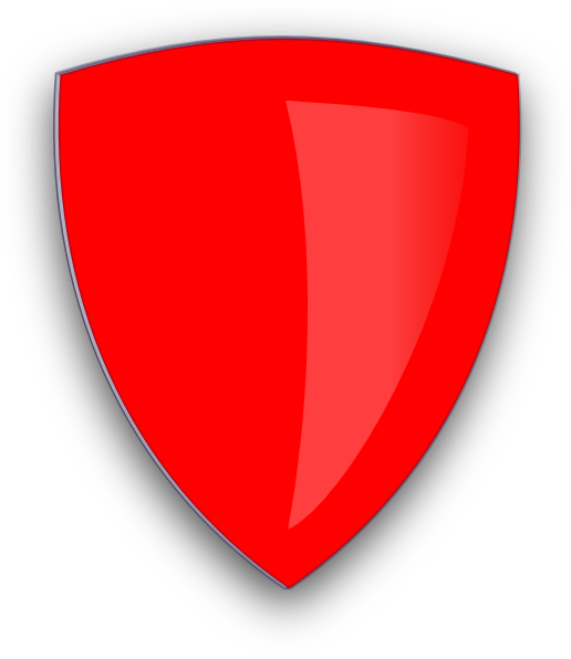 clipart shield emblem