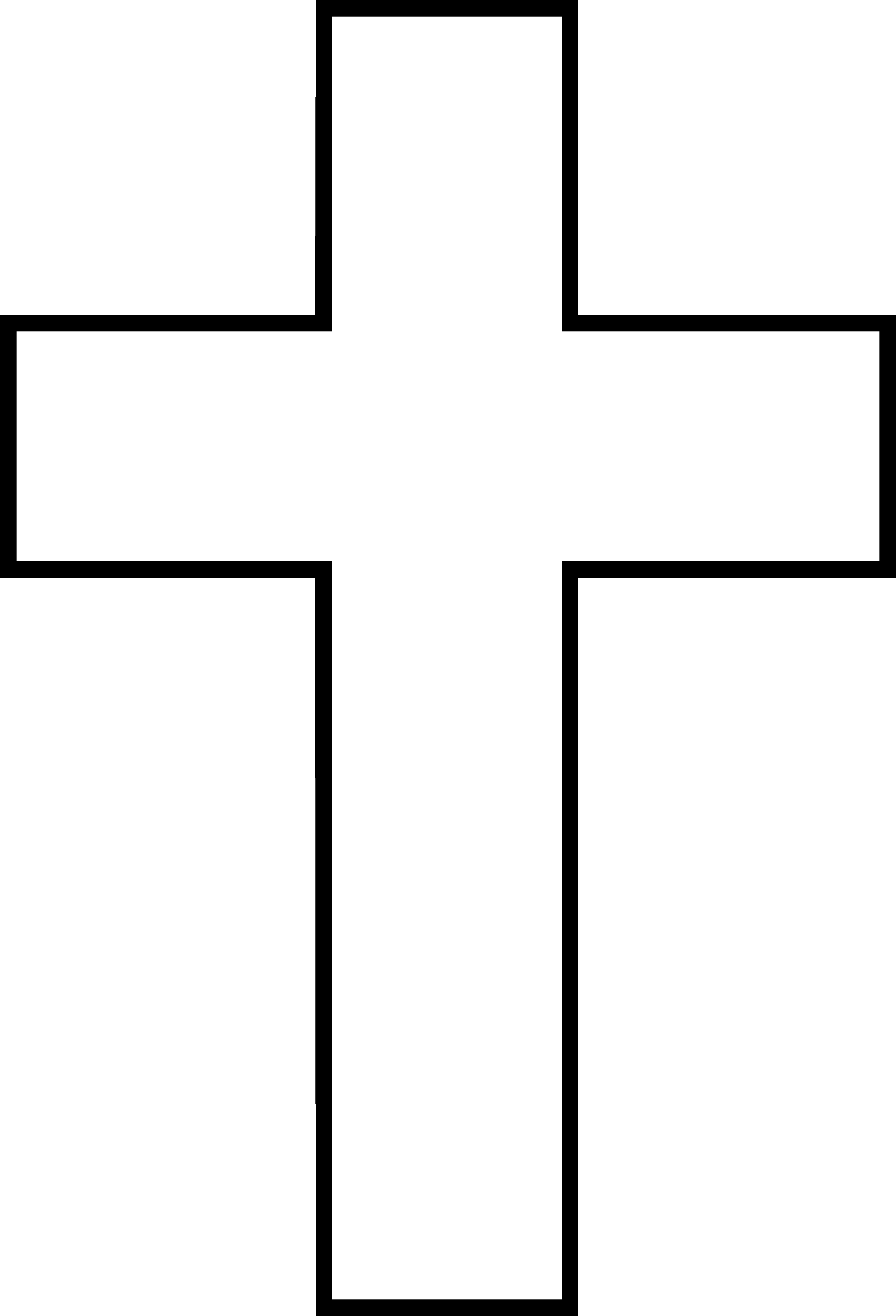 Cross clipart blue. Black and white free