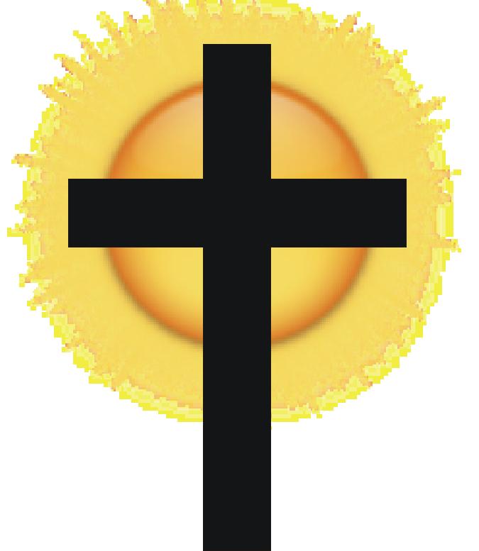 Crucifix clipart cross sun. Free cliparts download clip