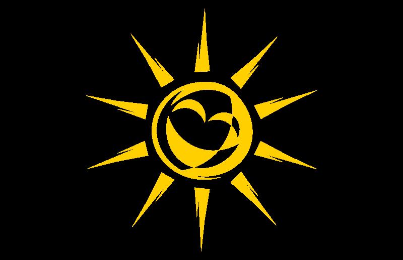 Sunshine clipart small sun