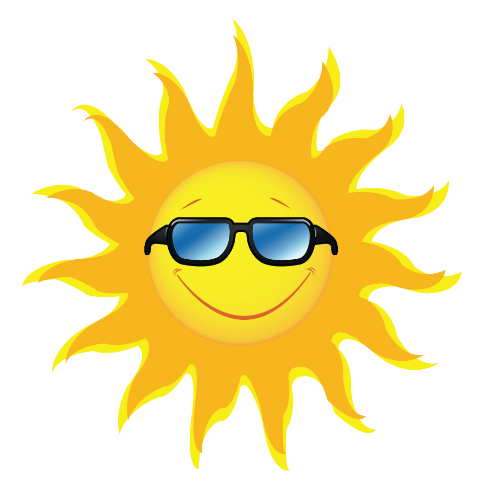 Sunglasses clipart cartoon.  collection of sunshine