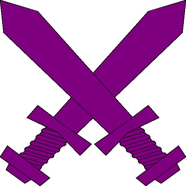 cross clipart swords