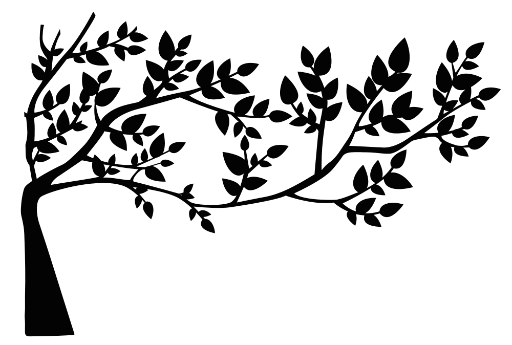 Onlinelabels clip art tree. Leaf clipart twig
