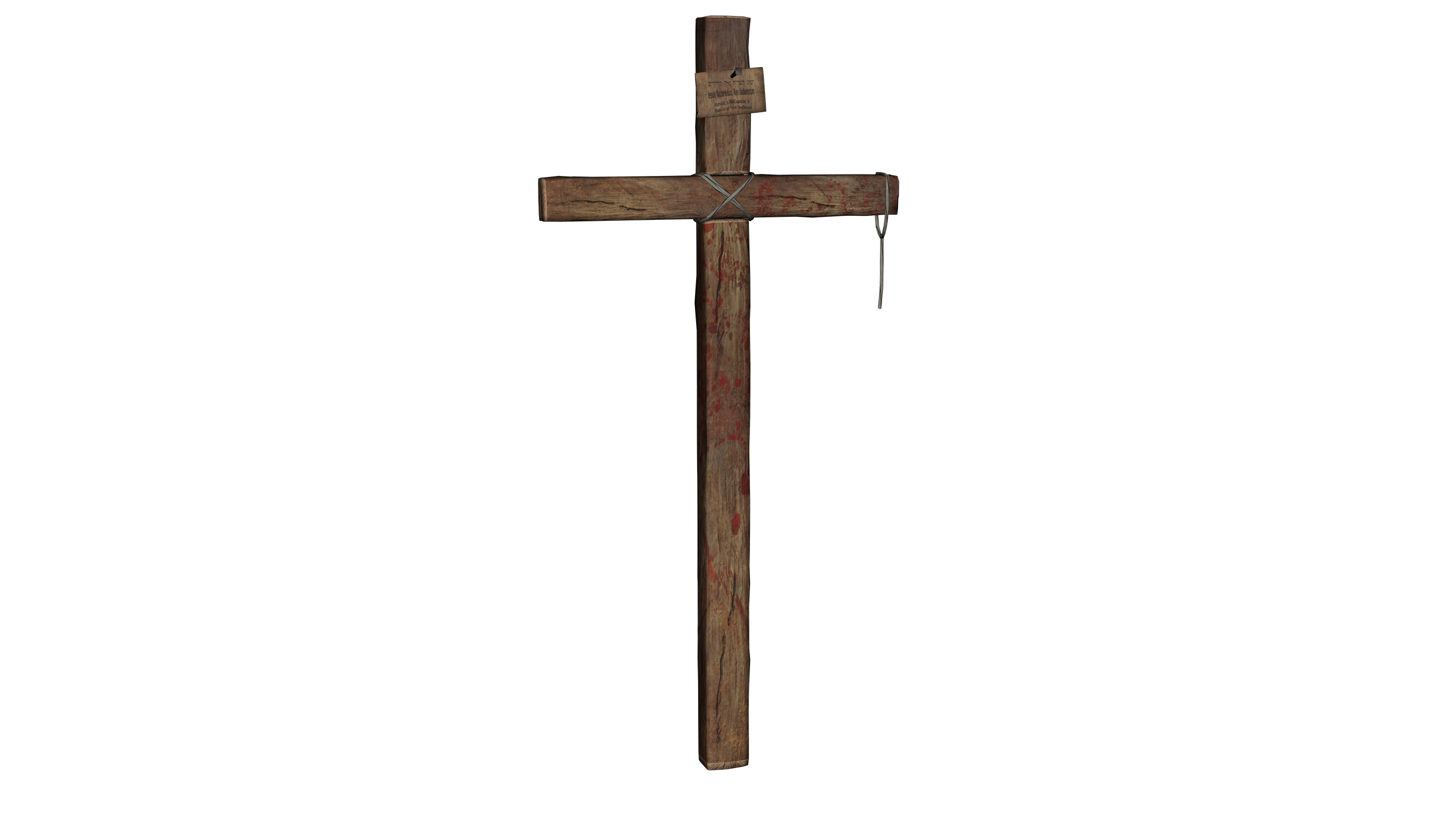 Crucifix clipart wooden cross. Free photo transparent png