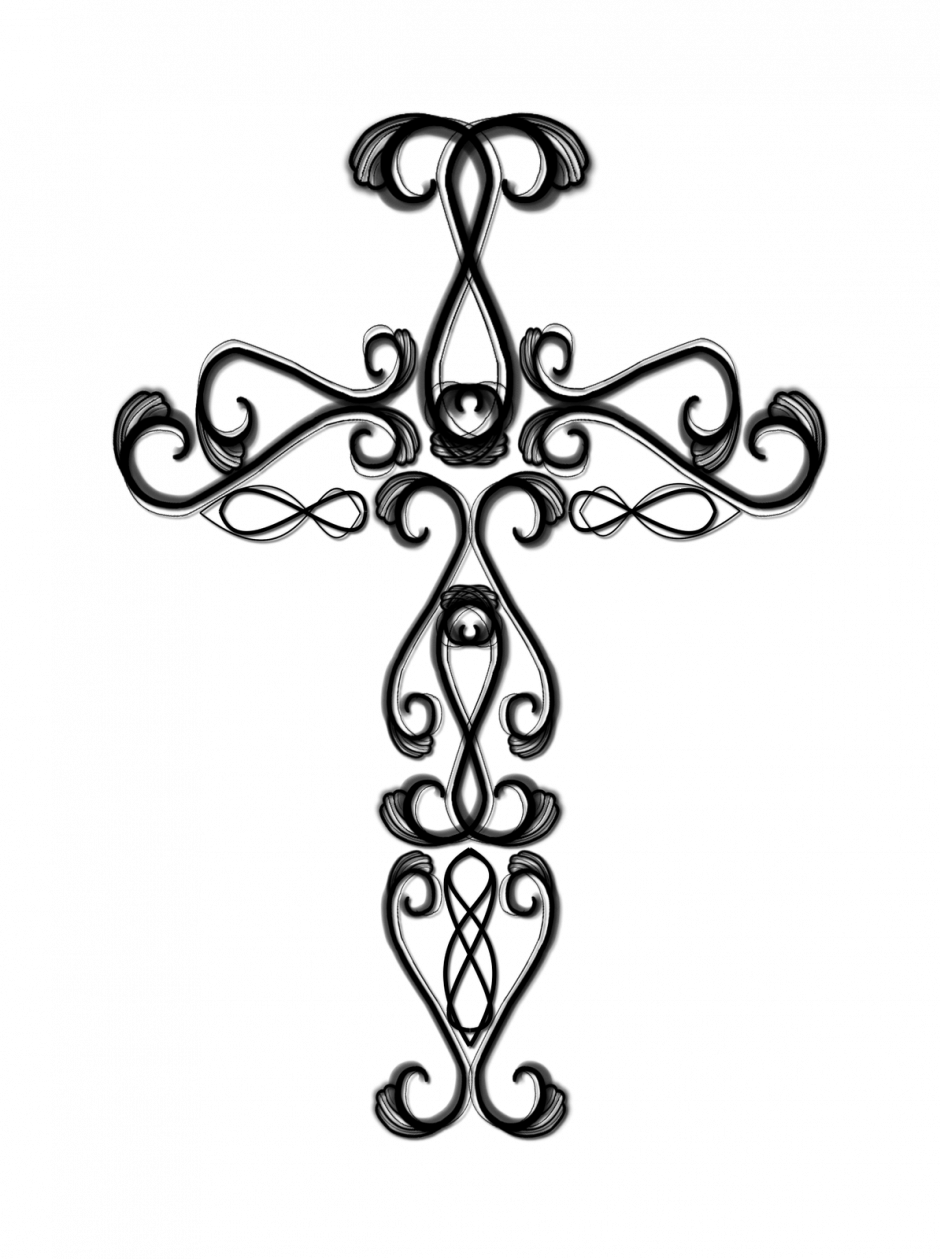 Clipart cross wooden cross. Drawing panda free images
