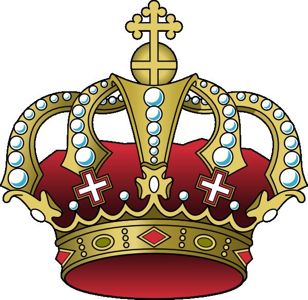 Cartoon king photo. Crown clipart king's