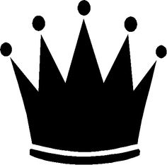 Crown clipart basic. Simple cliparts zone