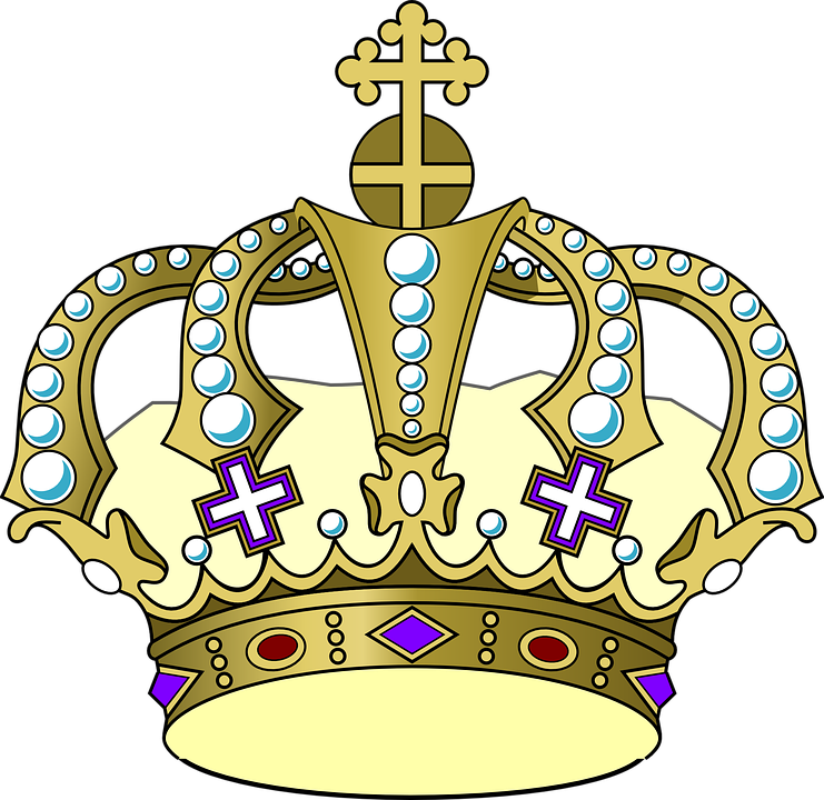 Crown clipart cap. Collection of medieval queen