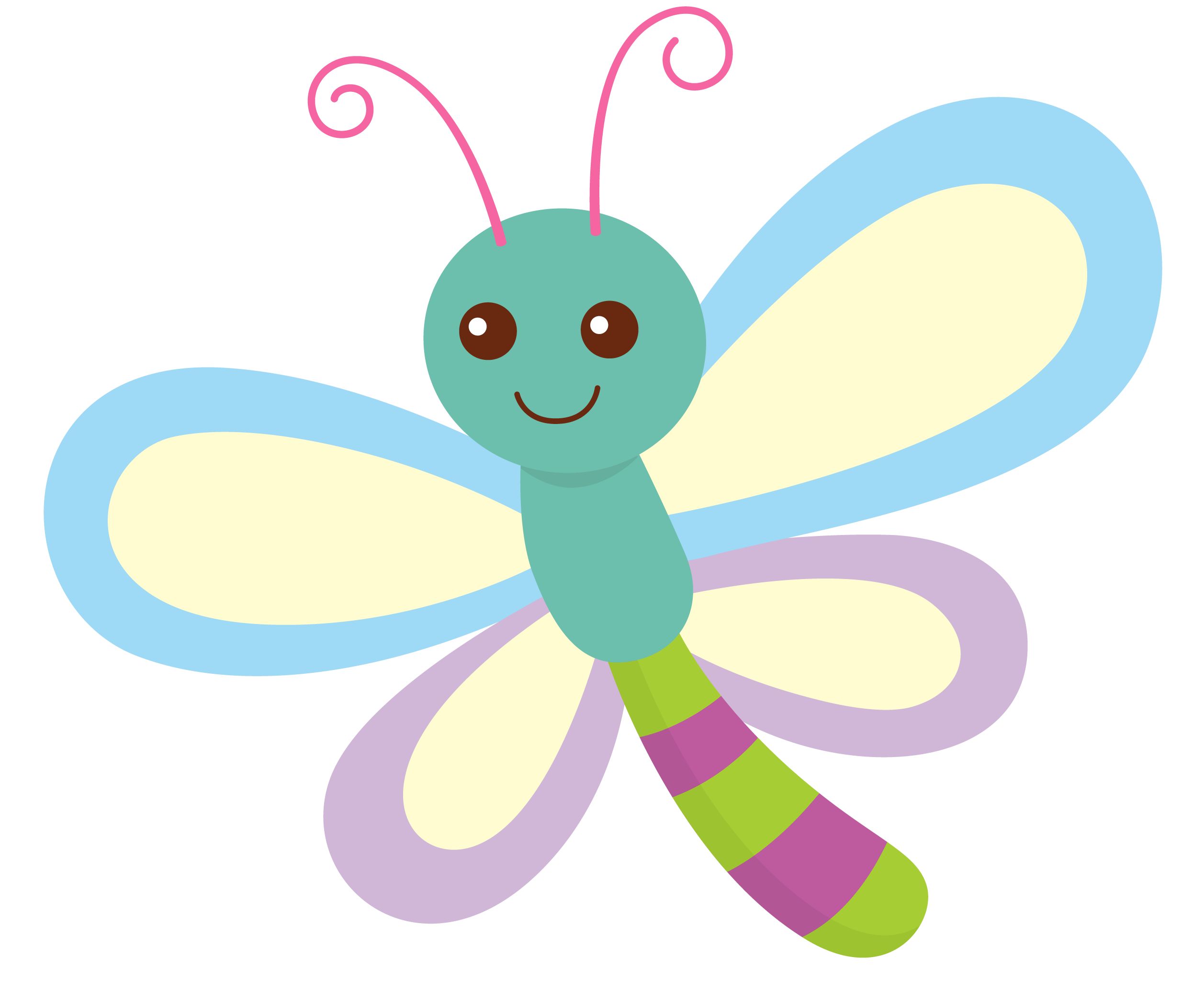 Kid clipart insect. Pin by maria leon