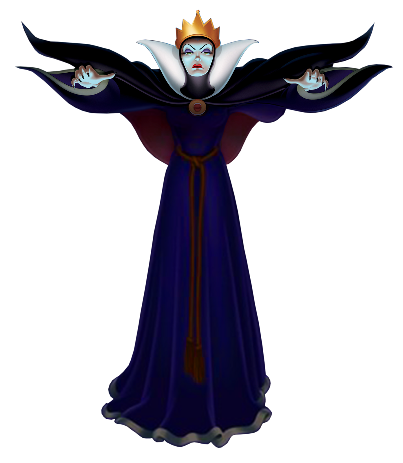A very merry un. Queen clipart evil queen