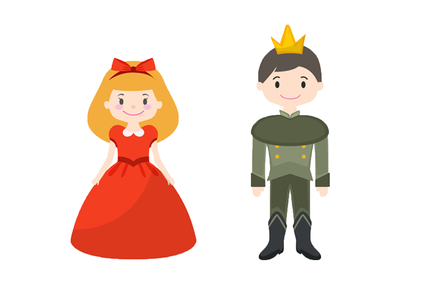 Fairy clipart princess and frog. The prince cartoon tale