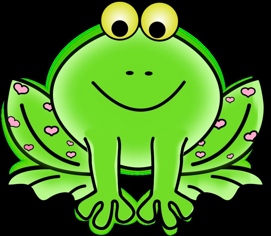 Clip art for teachers. Frog clipart teacher