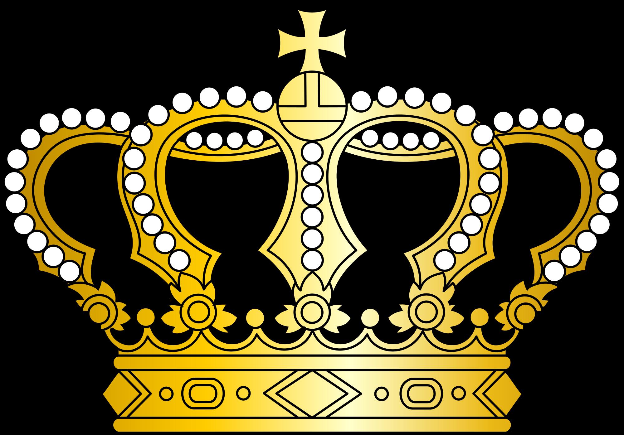 Crown golden crown