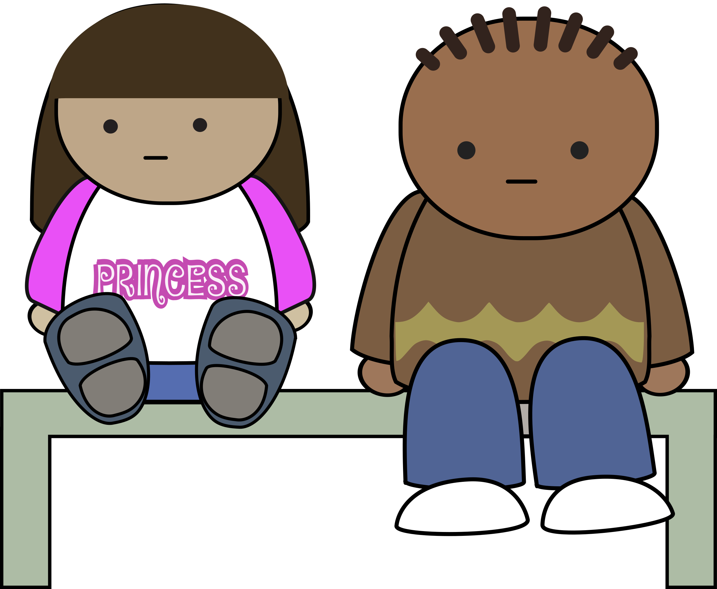Patient clipart sit in.  collection of boy