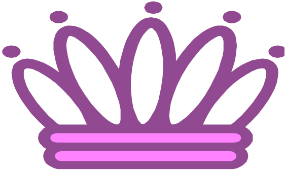 Princess crown vector png. Free purple cliparts download