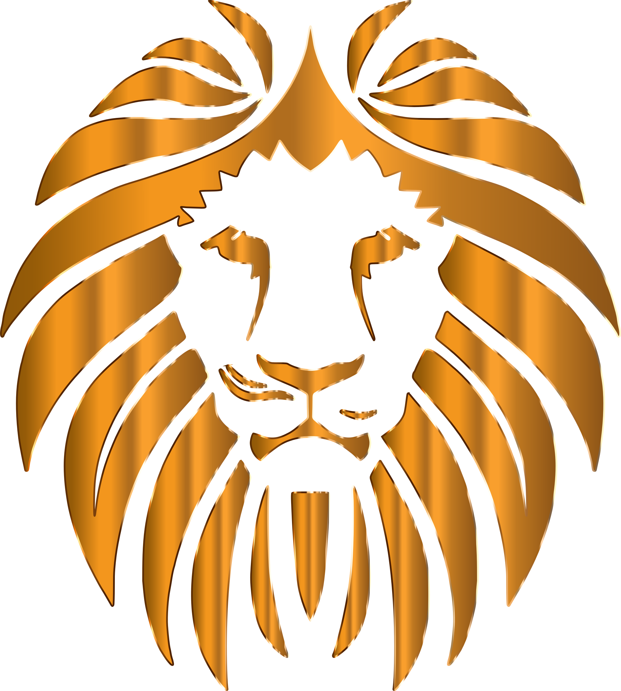 Lions clipart golden lion.  collection of high