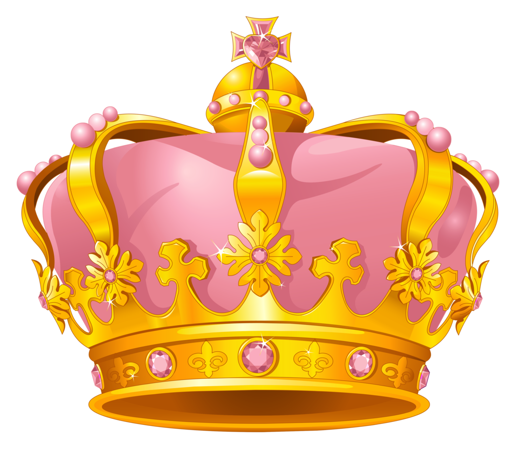 King stevian queen faye. Number 1 clipart crown