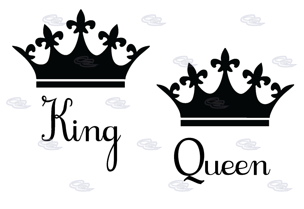 Crown silhouette at getdrawings. Queen clipart happy king