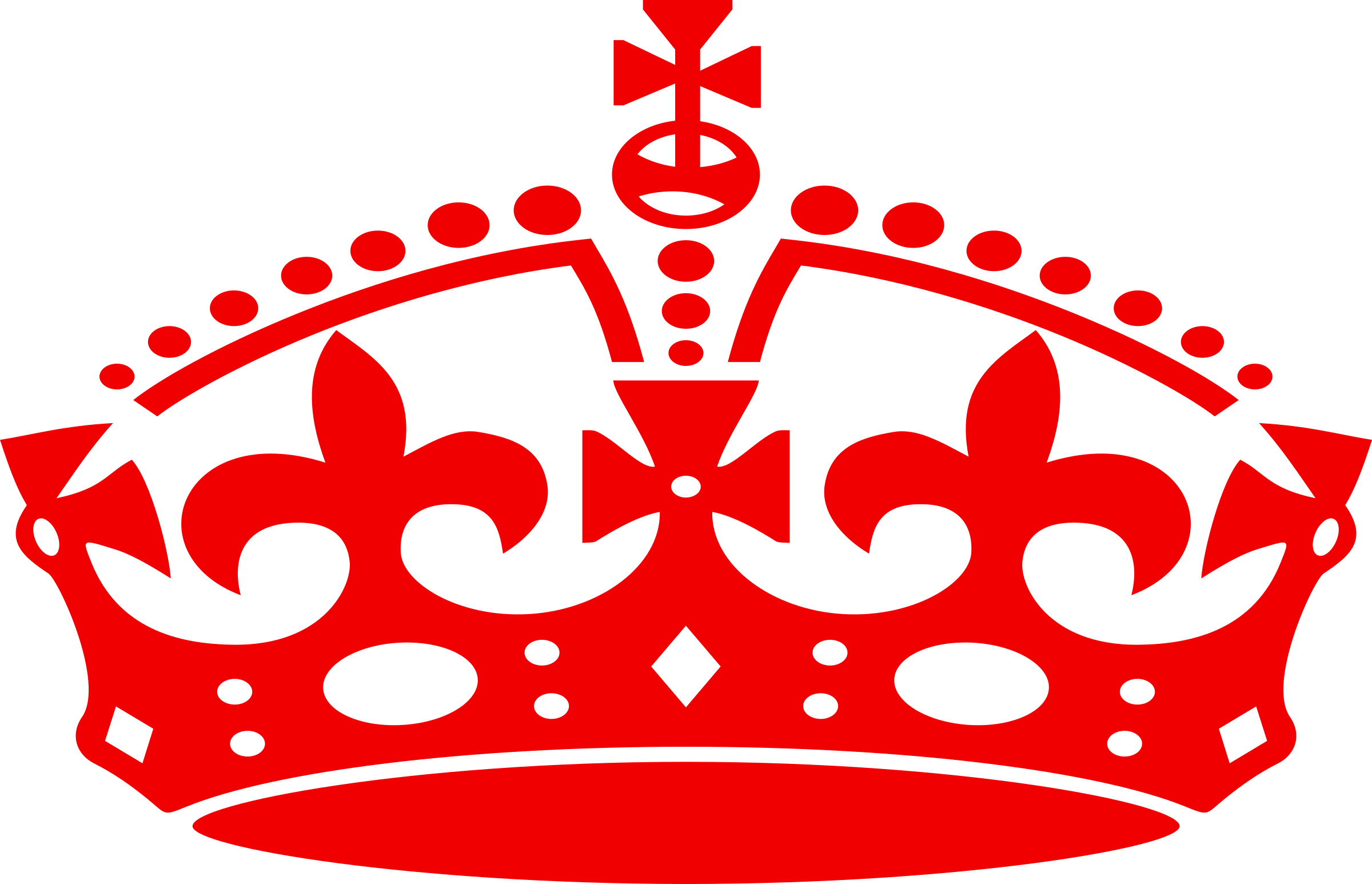 Jubilee red big image. Crown clipart king's