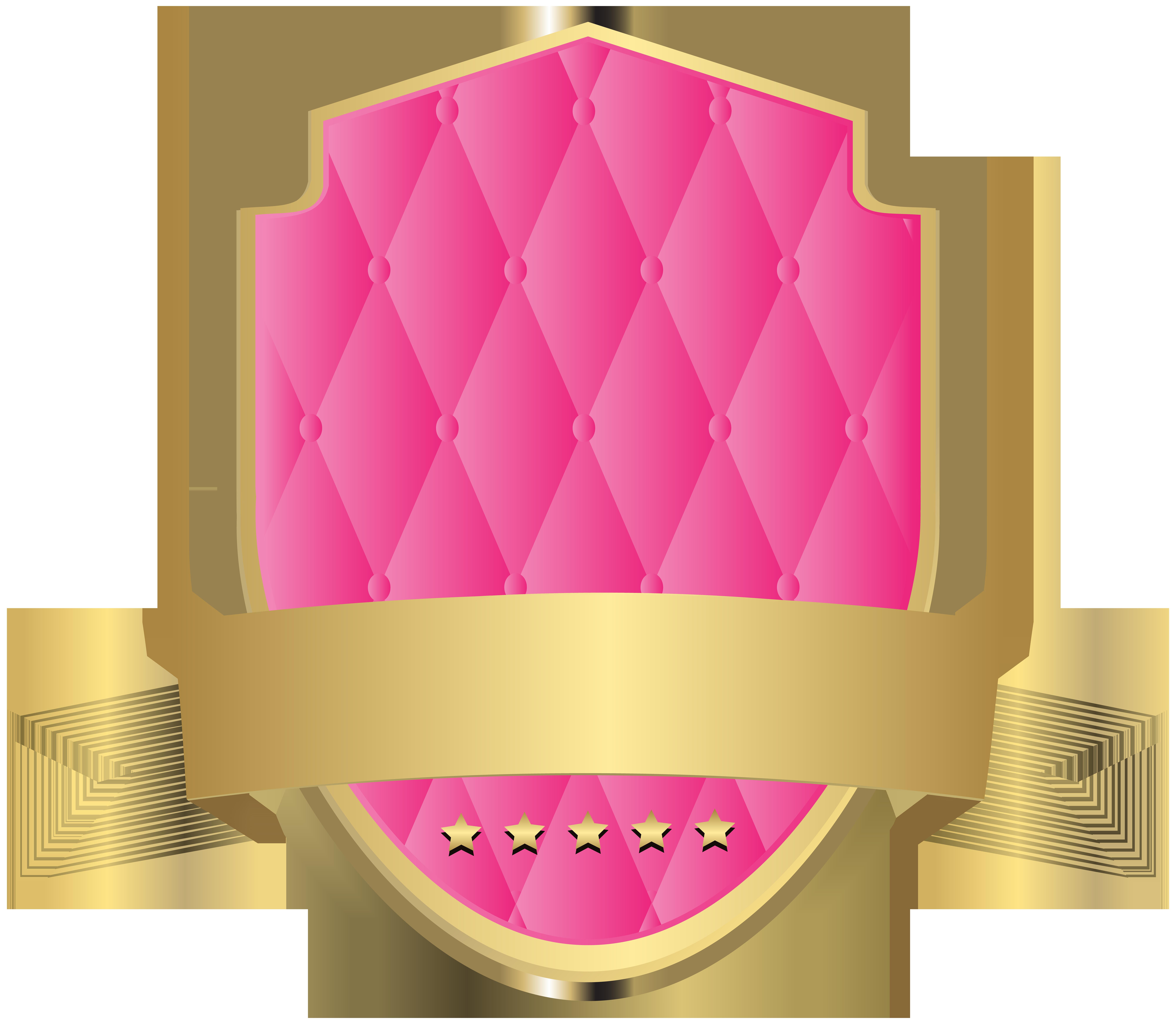 Clipart halloween pink. Elegant label template clip