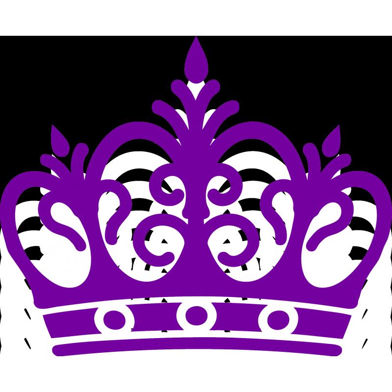 Clipart crown purple. Queen macbook stickers for