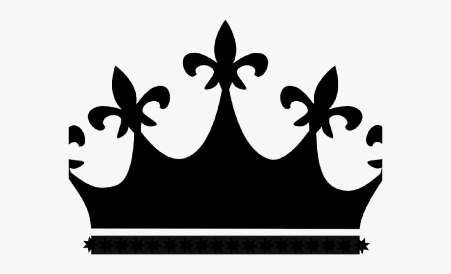 Queen clipart crown king. Black png