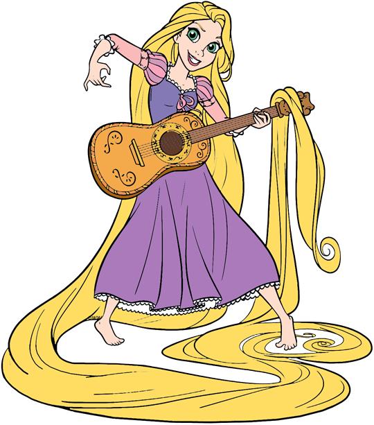 Clip art disney galore. Rapunzel clipart tangled