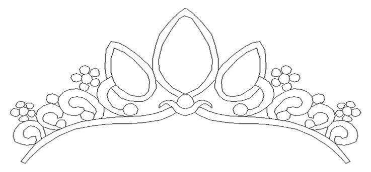 collection of drawing. Rapunzel clipart crown