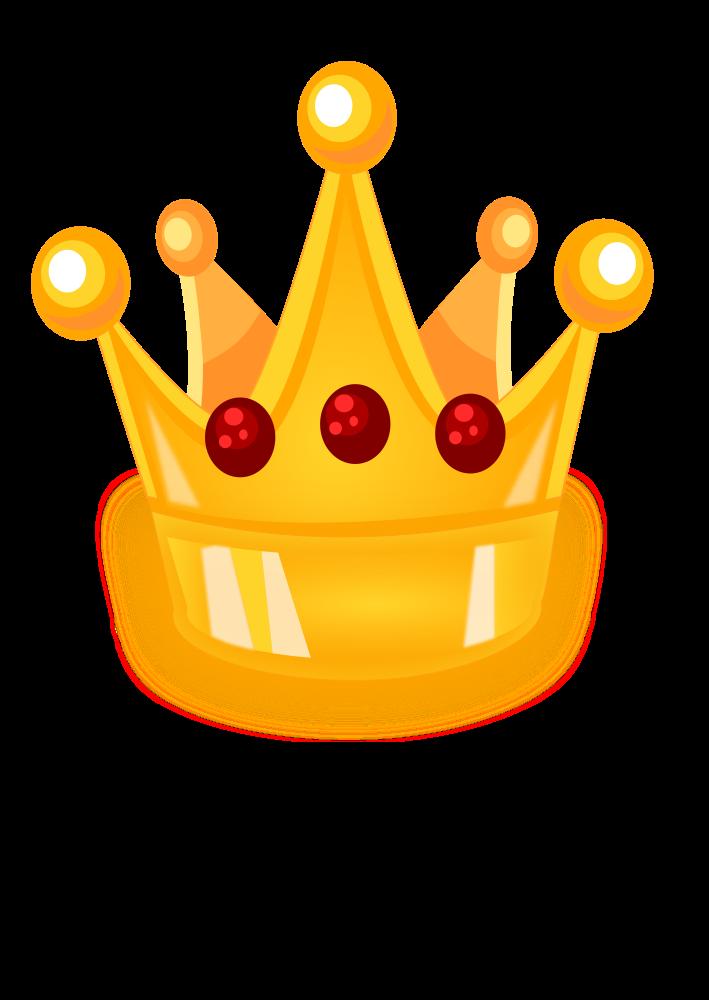 Treasure clipart crown. Onlinelabels clip art royal
