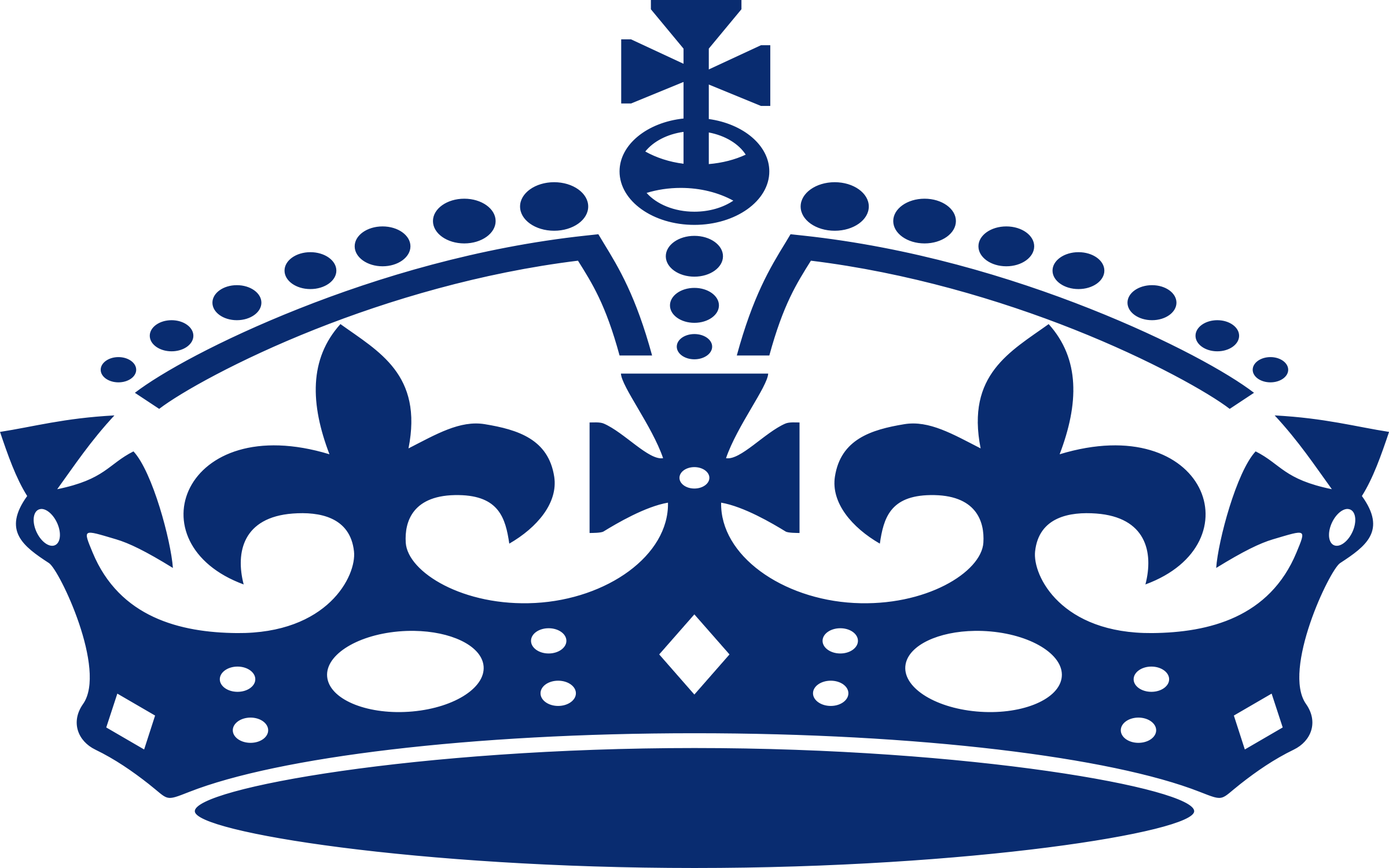 Crowns clipart royalty free.  collection of blue