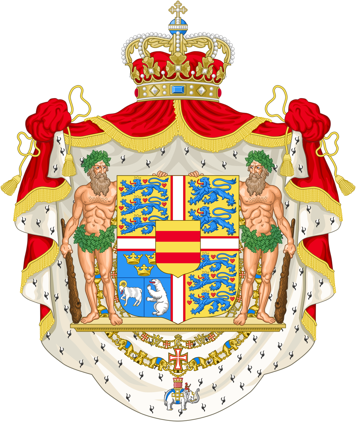 Monarchy of denmark wikipedia. Community clipart delegate