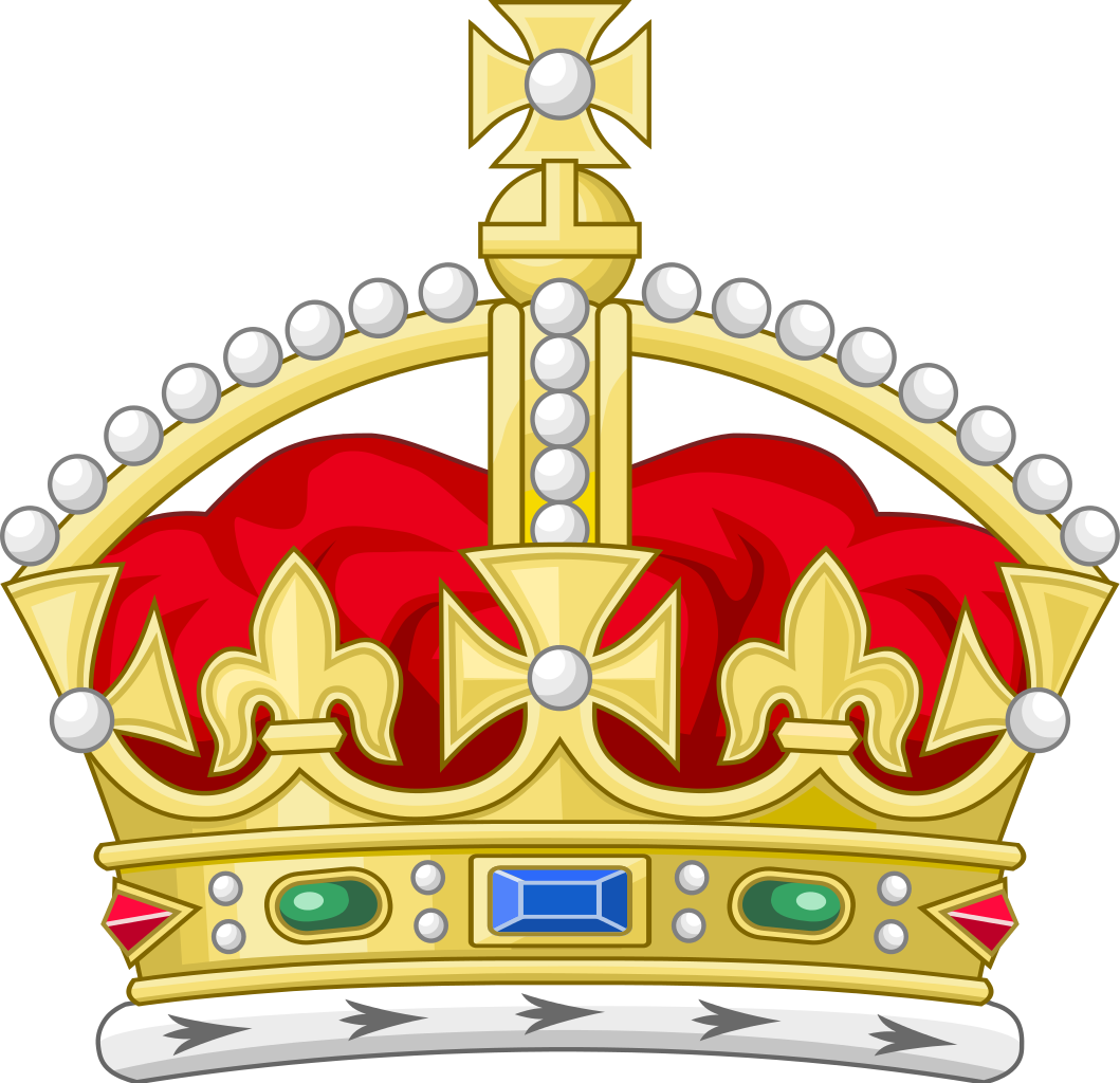 File tudor heraldry svg. King crown vector png