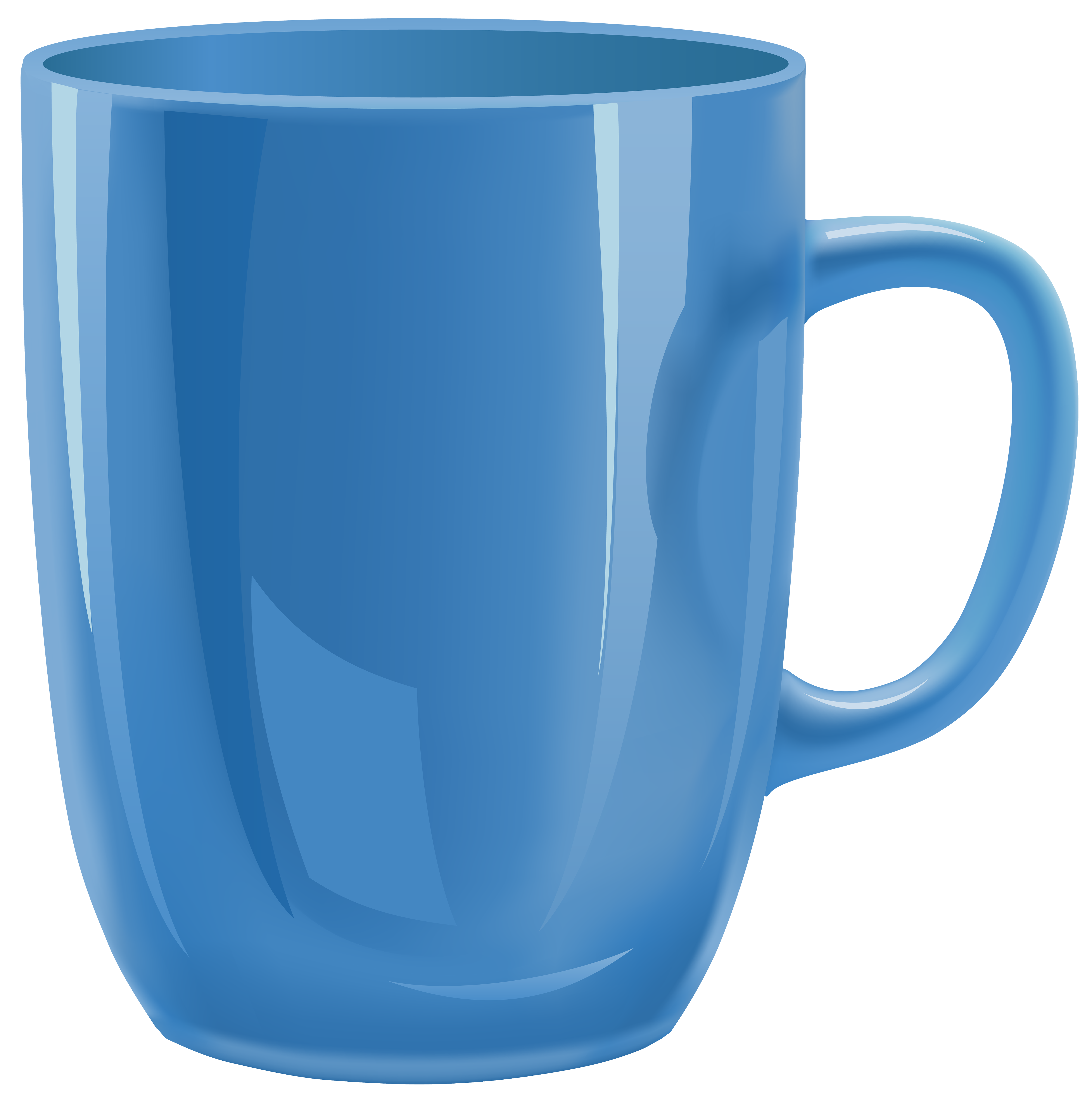 Cups clipart cheap. Blue cup png best